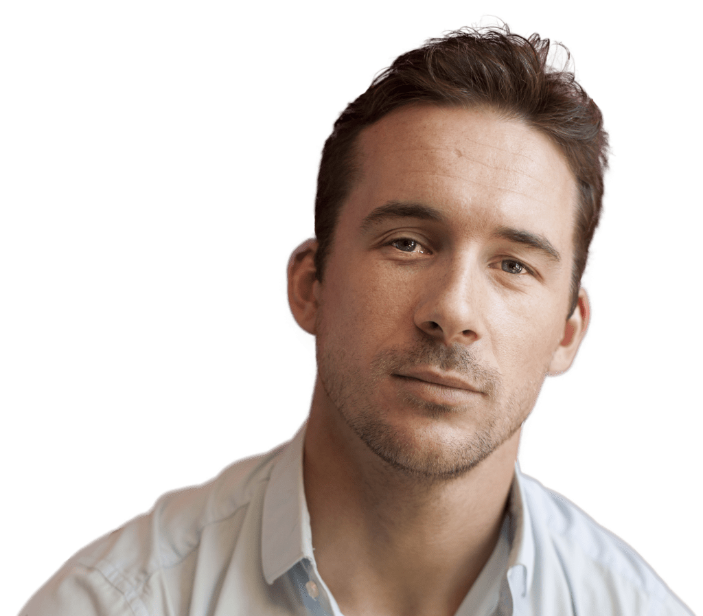 personal training client Barry Sloane