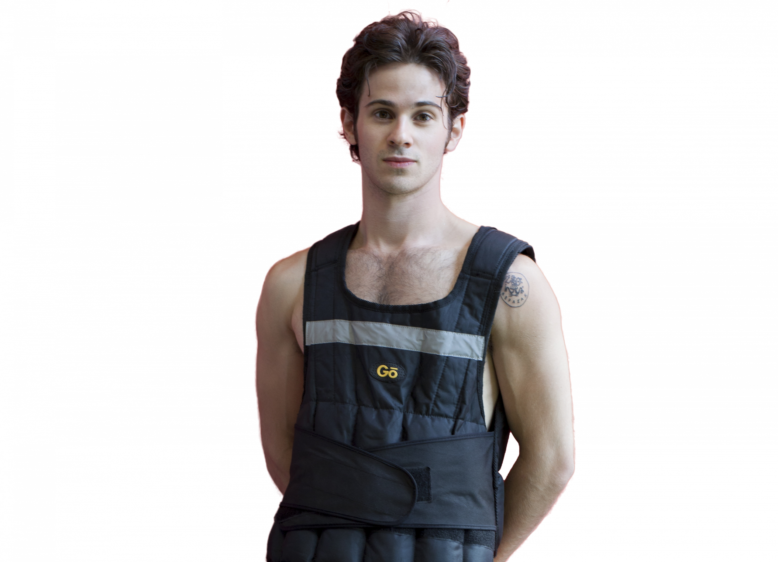 Personal Training Client Connor Paolo